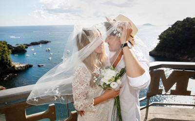 Heiraten in Lerici, am Golf der Poeten & in Portovenere
