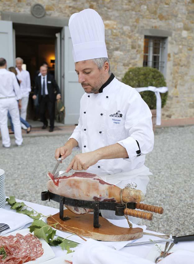 Catering für Hochzeiten in Italien