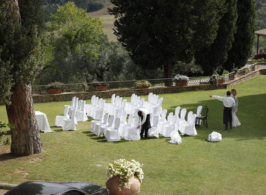 Hochzeitsplaner in Italien