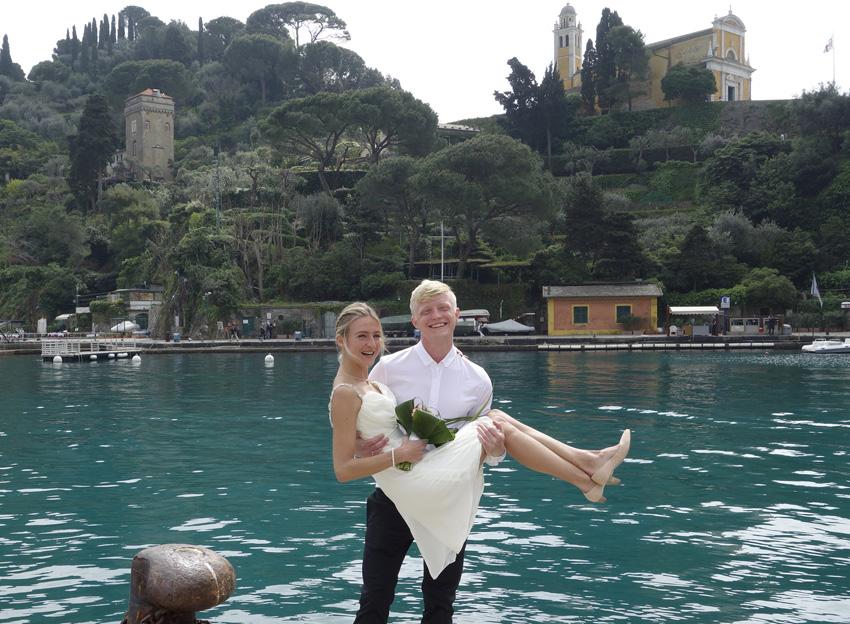 Spontan und schnell Heiraten: Blitzhochzeit in Italien
