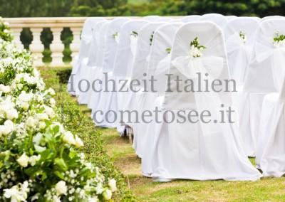 Tolles Hochzeitsdesign für unvergessliche Trauungen in Italien