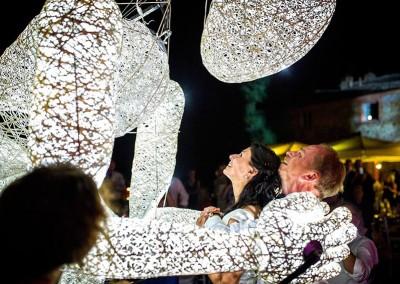 Entertainment und Unterhaltung für die perfekte Hochzeit in Italien