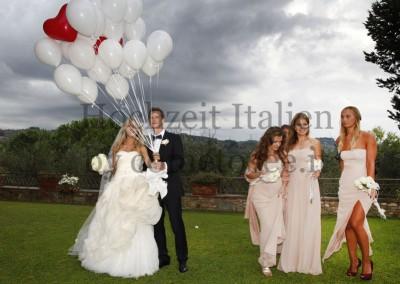 Unvergessliche Momente - Traumhochzeit in der wunderschönen Toskana