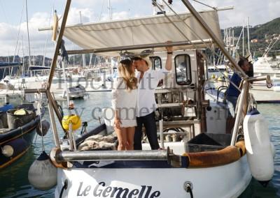 Traumhaft schöne Hochzeit am Mittelmeer