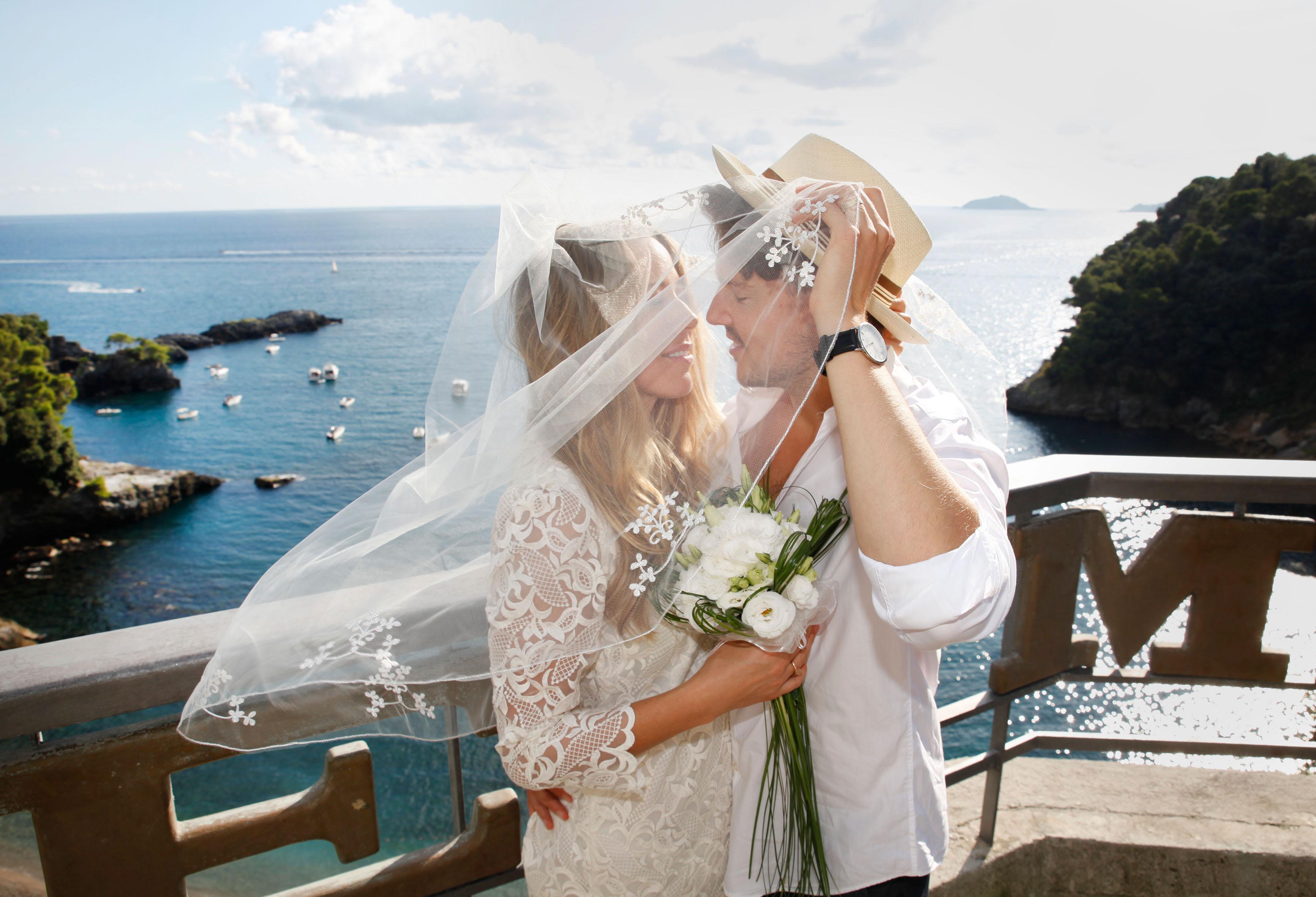 Heiraten an der Italienischen Riviera