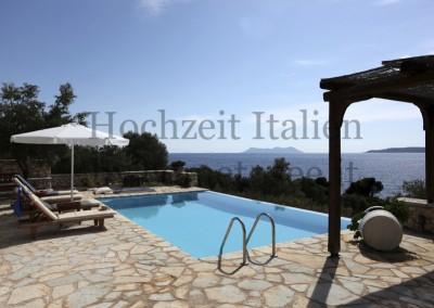 Luxus Villa mit Pool an der Italienischen Riviera