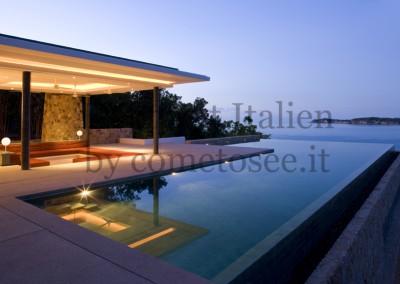 Moderne Villa an der Italienischen Riviera - perfekt für traumhafte Flitterwochen