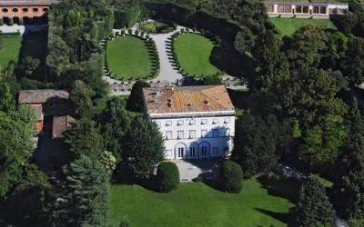 Eine Hochzeit auf dem Land in der nördlichen Toskana bei Lucca