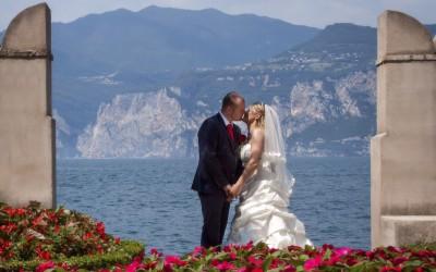 Hochzeit in Malcesine am Gardasee