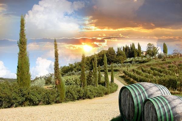 Feste und Familienfeiern in der Toskana Planen