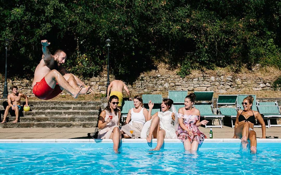 Heiraten in der Toskana in der Provinz Arezzo