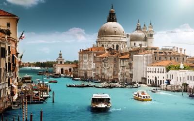 Romantische Blitzhochzeit in Venedig