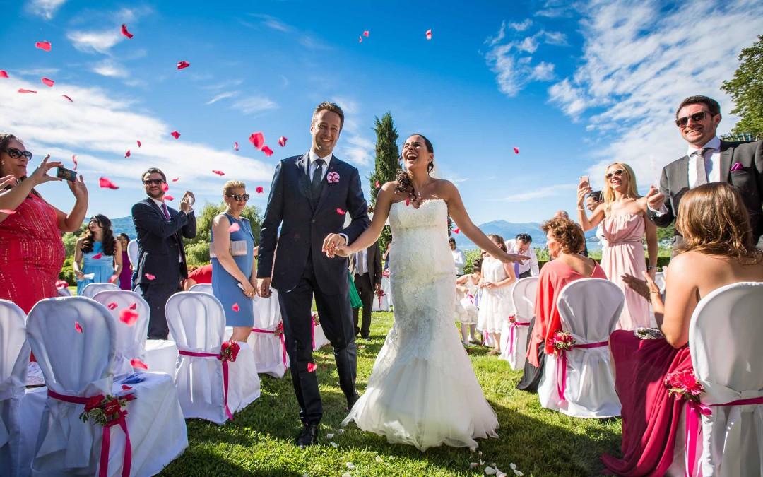 Heiraten am Lago Maggiore