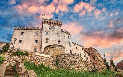 Hochzeitslocations in der Toskana: Burgen und Schlösser