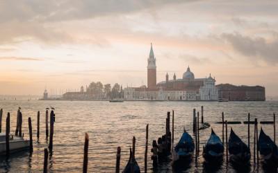 Trauungszeremonien in Venedig